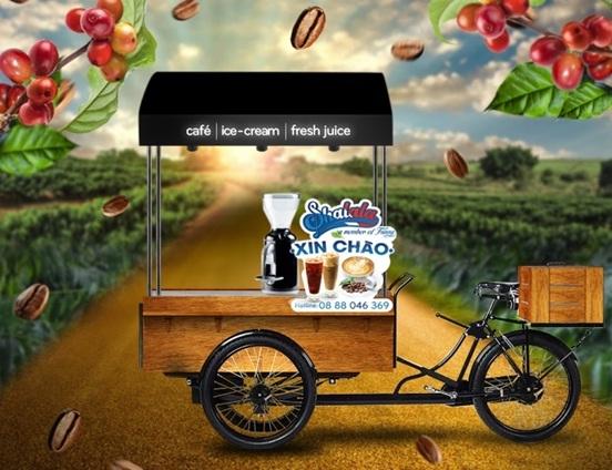Shalala & khát vọng đưa café Cầu Đất đi khắp Việt Nam