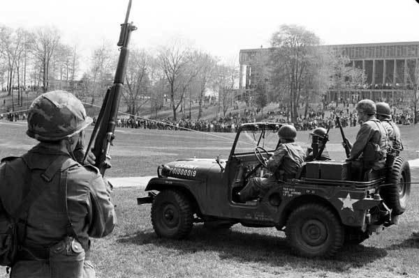 Ngày này năm xưa: Vụ tàn sát sinh viên Mỹ chống chiến tranh Việt Nam