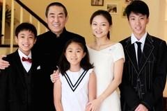 Vợ kém 31 tuổi ít khi lộ diện của đạo diễn Trương Nghệ Mưu