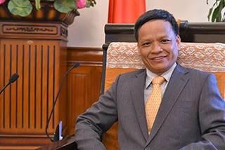Người Việt đầu tiên là Phó chủ tịch Ủy ban Luật pháp quốc tế