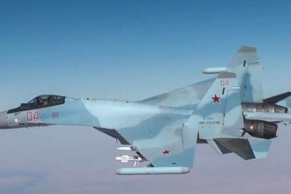 Tiêm kích Nga rơi ngoài khơi Syria, hai phi công tử nạn