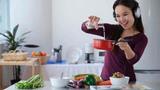 Những mẹo đơn giản giúp việc nhà bếp trở nên thú vị