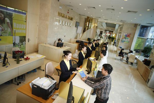 Quý 1/2018, lợi nhuận Nam A Bank tăng hơn 12 lần