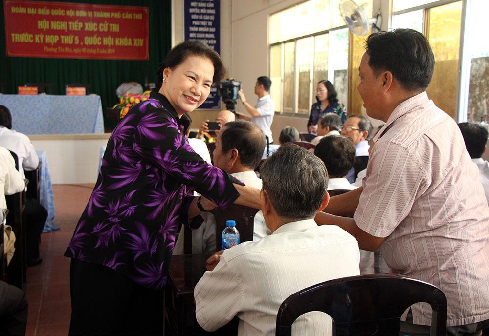 Chủ tịch QH,Nguyễn Thị Kim Ngân,tham nhũng,chống tham nhũng,kỷ luật cán bộ