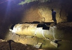 Đường ống nước sạch sông Đà lại gặp sự cố lần thứ 22