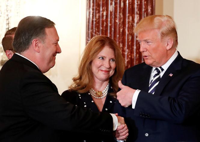 Tân Ngoại trưởng Mỹ tuyên thệ, nêu trọng tâm đối ngoại