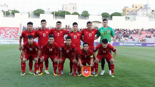Bốc thăm VCK Asian Cup 2019: Việt Nam dễ gặp người Thái