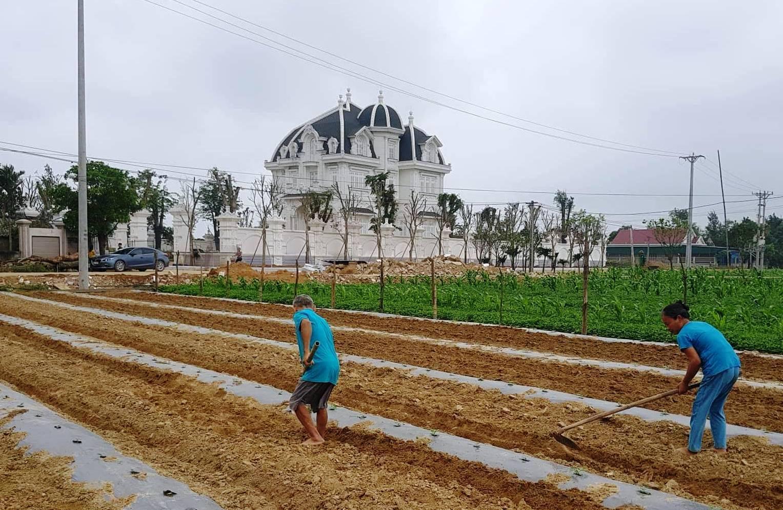 lâu đài,biệt phủ,Hà Tĩnh