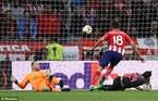 Xem video bàn thắng bán kết Europa League tại đây
