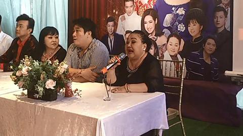 Nghệ sĩ Ngọc Giàu chia sẻ về việc tham gia liveshow của Hương Lan