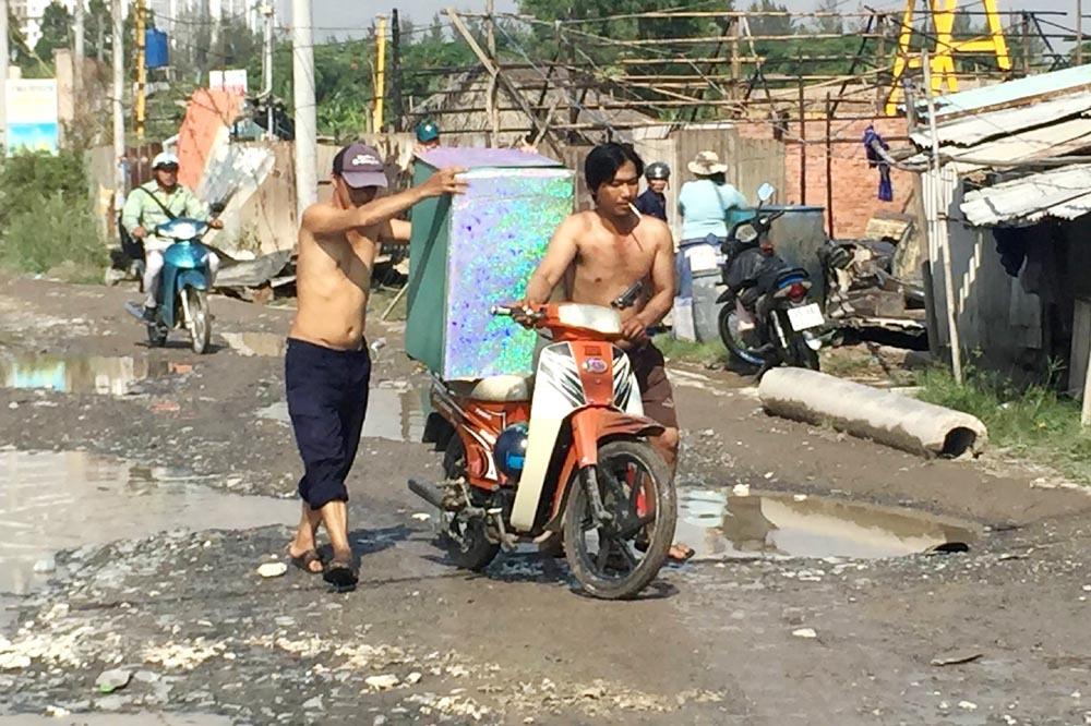 cháy lớn,cháy lớn ở Sài Gòn,Sài Gòn