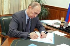 Putin sa thải một loạt tướng