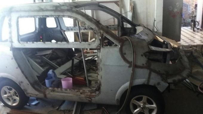 Xe hơi,Người Việt,Sản xuất ô tô