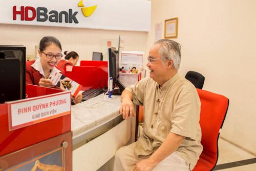 HDBank cộng thêm 0,7%/năm lãi suất tiết kiệm cho khách