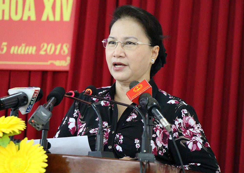Chủ tịch QH lên tiếng vụ đánh thuế nhà 700 triệu, sản xuất thuốc giả