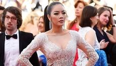 Lý Nhã Kỳ tất bật chuẩn bị váy áo đến Cannes 2018
