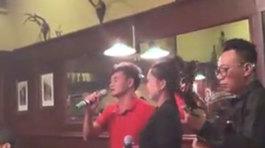 Dân mạng 'đào mộ' clip em gái Hoa Vinh song ca ngọt lịm cùng nghệ sĩ Xuân Bắc