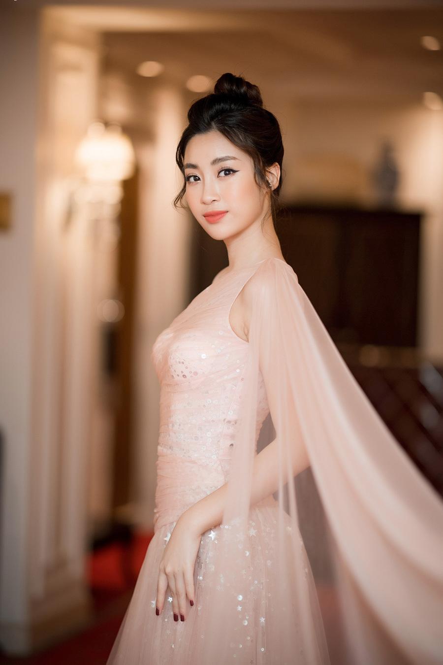 Hoa hậu Mỹ Linh xác nhận về VTV