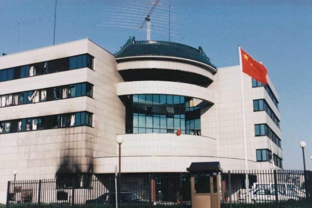 Ngày này năm xưa: Mỹ đánh bom sứ quán Trung Quốc
