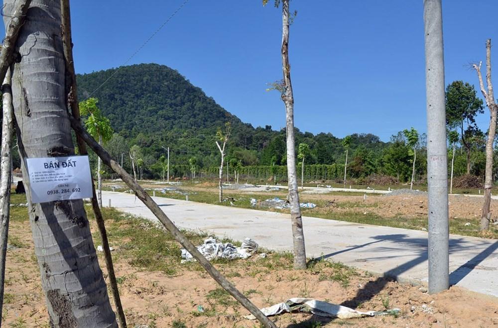 Phú Quốc,Kiên Giang,đặc khu kinh tế,sốt đất,thổi giá,phân lô,tách thửa