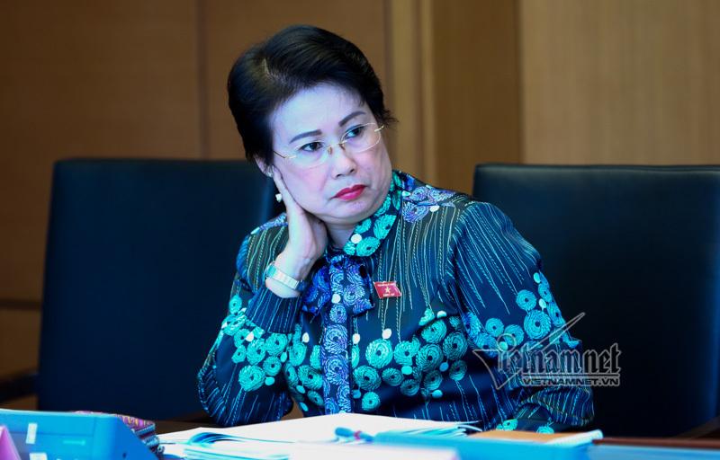 Cách tất cả các chức vụ trong Đảng với bà Phan Thị Mỹ Thanh