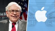 Tỷ phú Warren Buffet vừa mua 75 triệu cổ phiếu Apple