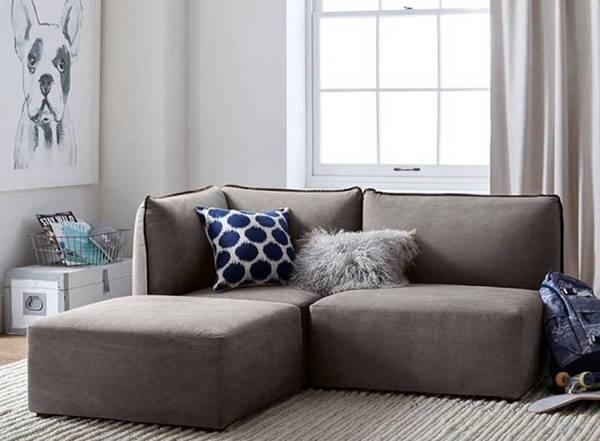 Nhà đẹp,thiết kế nhà,trang trí phòng khách,mẫu sofa nhỏ