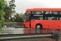 4 ô tô tông loạn xạ trên cao tốc TP.HCM- Trung Lương, 1 tài xế chết thảm