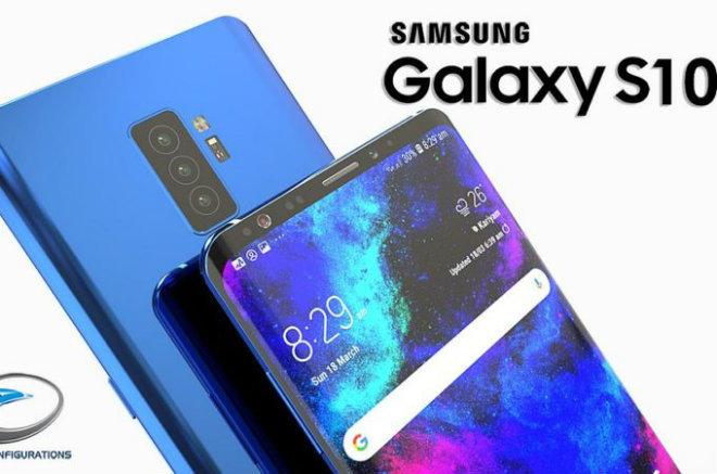 Lộ tên mã đặc biệt của Galaxy S10