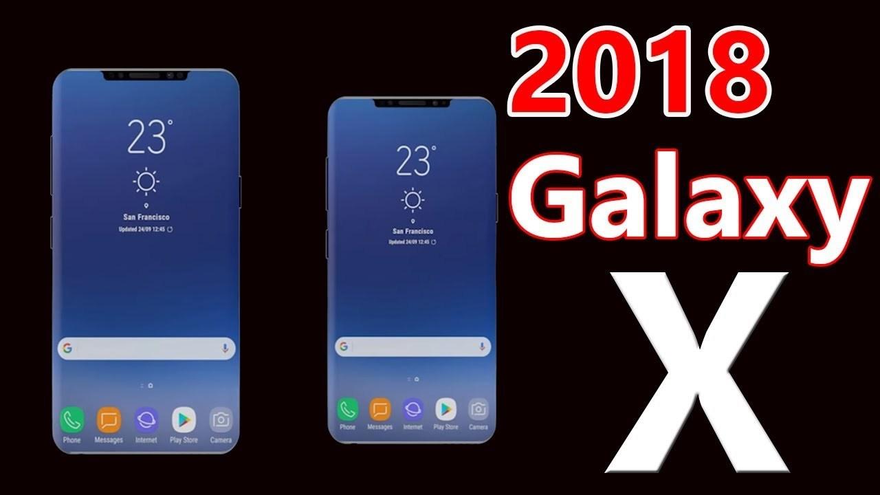 Galaxy X,Galaxy S10,Điện thoại nắp gập,Samsung,Điện thoại Samsung
