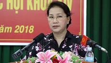 Chủ tịch QH nói về việc cán bộ nhậu nhiều hơn làm việc