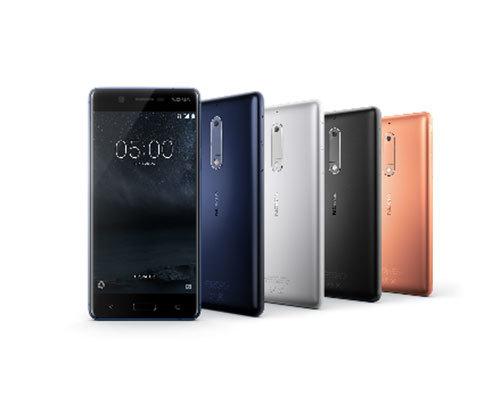 Nokia 'chào hè giá sốc' với loạt smartphone tầm trung