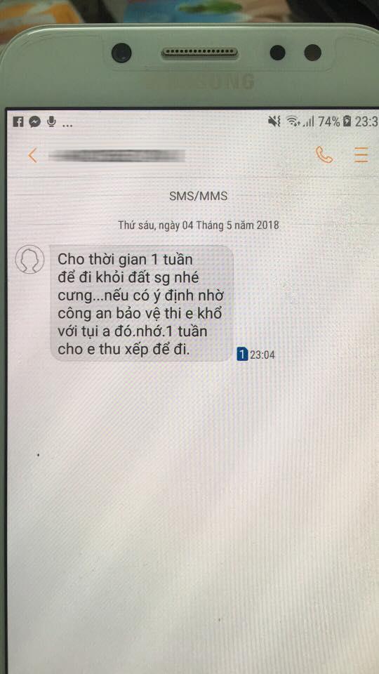 Phạm Lịch bị nhắn tin đe dọa sau khi tố HLV Phạm Anh Khoa gạ tình
