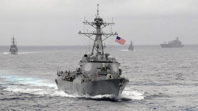 Căng thẳng với Nga, Hải quân Mỹ tái lập hạm đội thứ hai
