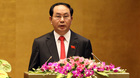 Chủ tịch nước Trần Đại Quang xin phép vắng mặt tiếp xúc cử tri tại TP.HCM