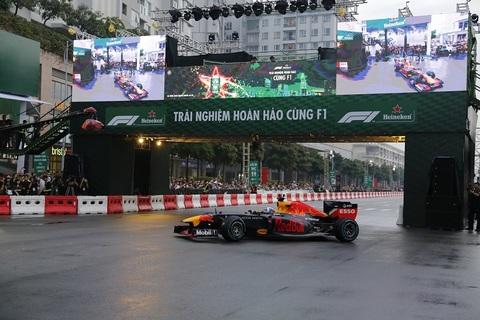 Màn drift xe F1 của David Coulthard