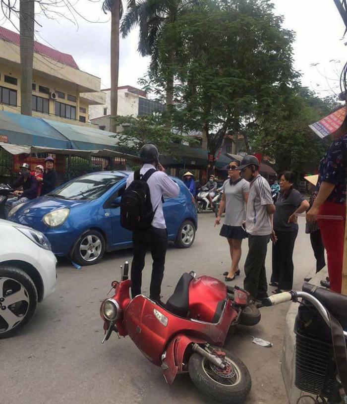 Nữ tài xế nói 'người không quan trọng': Tinh thần tôi bị kích động
