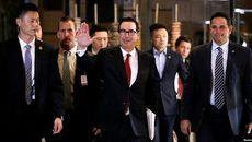 Mỹ cứng rắn ra hàng loạt yêu sách thương mại với Trung Quốc