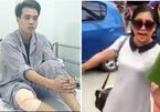 Nữ tài xế nói 'người không quan trọng': SV nằm viện 3 ngày không hỏi