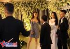 Cường Đô la và bạn gái dự đám cưới Diệp Lâm Anh