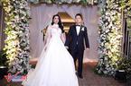 Đám cưới ngập hoa đẹp như cổ tích của Diệp Lâm Anh và chồng thiếu gia