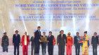Long trọng lễ đón bằng của UNESCO ghi danh Nghệ thuật Bài Chòi Trung Bộ
