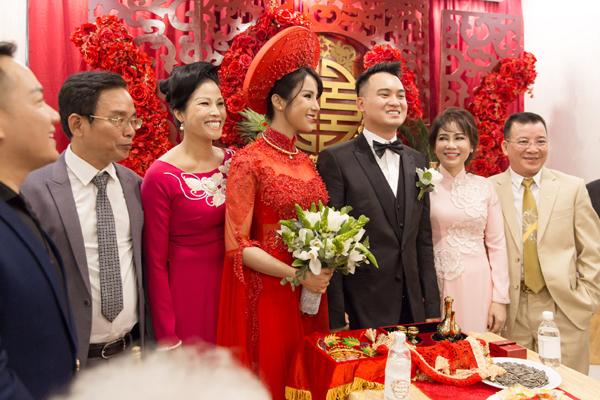 Gia thế của Diệp Lâm Anh và chồng thiếu gia