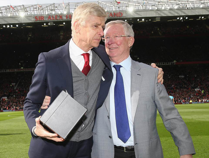 Sir Alex Ferguson,Sir Alex,MU