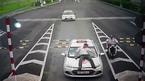 Tài xế taxi liều lĩnh hất nhân viên an ninh sân bay Nội Bài lên nắp capo