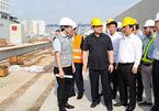 Dự kiến 2020 khai thác đoạn trên cao đường sắt Nhổn - ga Hà Nội