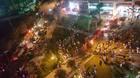 Cháy chung cư ở Tứ Hiệp, dân hốt hoảng bỏ chạy