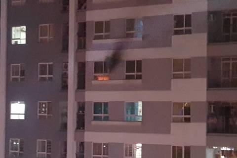 cháy chung cư 1