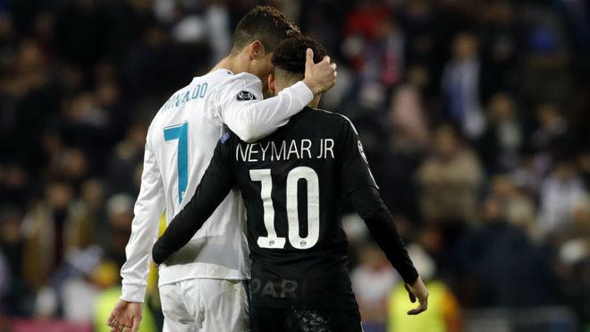 MU,Milinkovic-Savic,Real Madrid,Neymar,Ronaldo