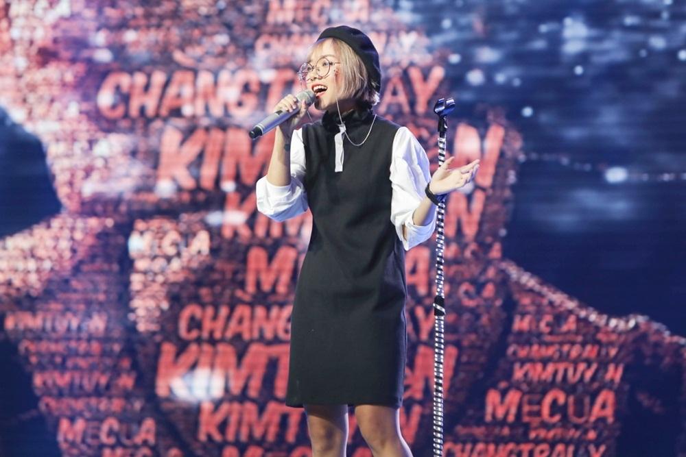 Gin Tuấn Kiệt quậy tung sân khấu Sing My Song